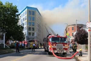 Avoid fire disasters early