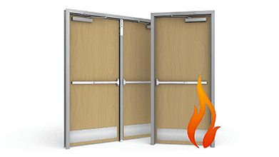 fire rated doors cdf