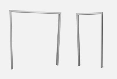 KD Knock Down Metal Drywall Frames | CDF Doors on