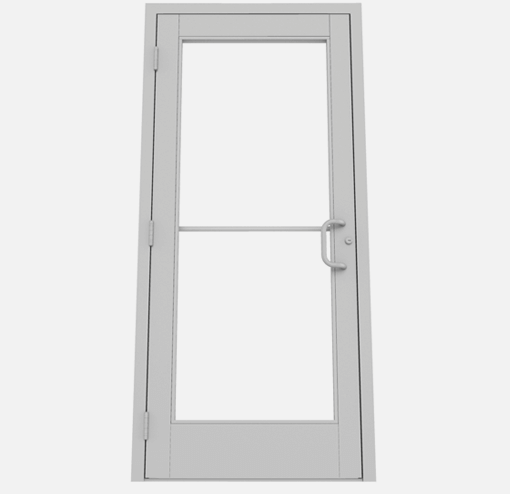 Commercial aluminum glass storefront doors - Commercial steel exterior doors with glass ...