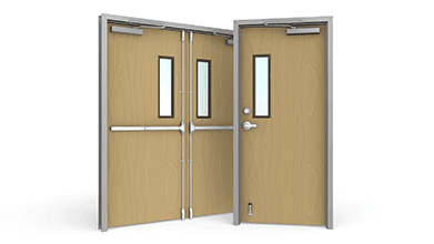 wood doors cdf