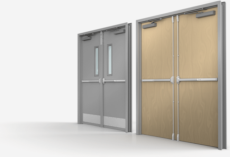 Commercial Door & Frame Supplier Los Angeles