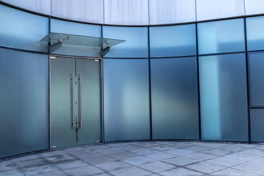 nice storefront doors
