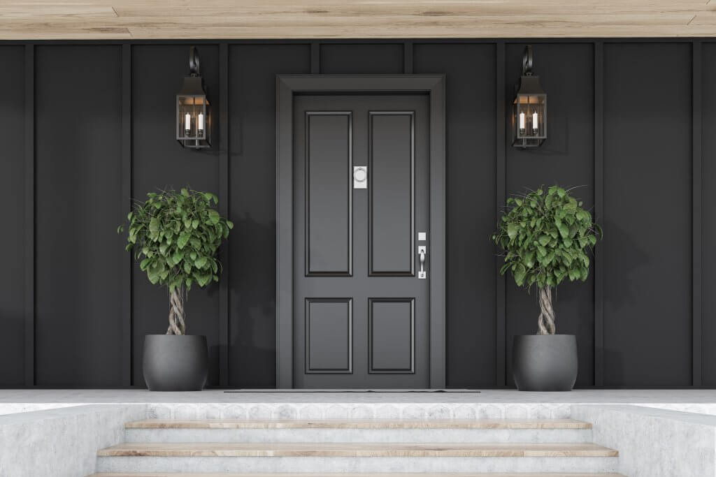 signs it might be time to update your front door